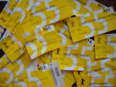 Berlinale Tickets