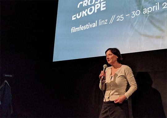 Filmdirector Ingeborg Jansen