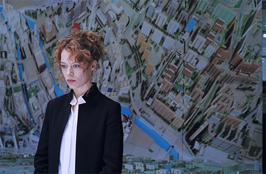 Still aus dem Film Undine von Christian Petzold