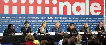 Berlinale Jury 2009