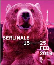 Festivalplakat Berlinale 2018