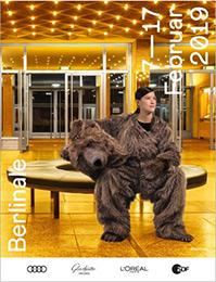 Festivalplakat Berlinale 2019
