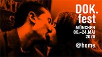 Info Banner for DOK.fest München 2020