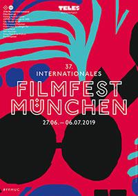 Festivalplakat Filmfest München 2019