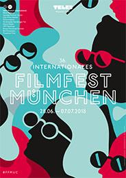 Festivalplakat filmfest münchen
